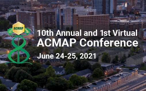 10th Annual and 1st Virtual ACMAP Conference